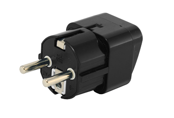 Power Plug Adaptor (Schuko) for the EU