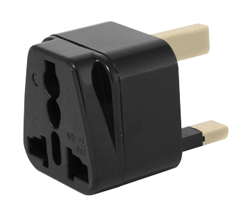 Power Plug Adaptor for the UK