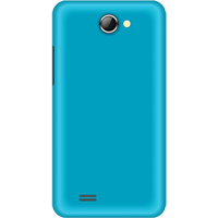 JT Smart 3 Back Cover (Blue)