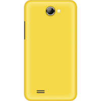 JT Smart 3 Back Cover (Yellow)