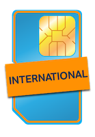 Vietnam & International SIM Card