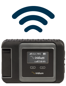 Iridium GO! Satellite HotSpot
