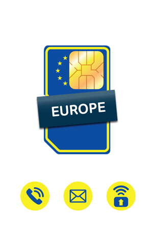pure europe sim card - Prepaid Sim Card Europe Data