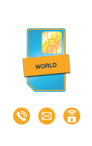Pure World SIM Card