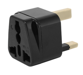 Power Plug Adapter for the UK - 80% OFF!