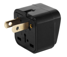 Power Plug Adapter for the USA - 80% OFF!
